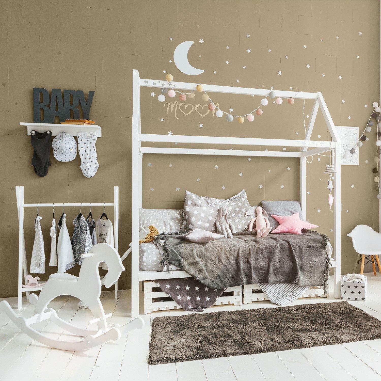 La peinture adaptée à la chambre de bébé | Leroy Merlin
