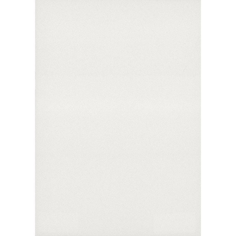 Papier Peint Intisse Paillette Blanc Leroy Merlin