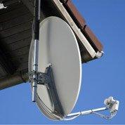 Réglage d'une antenne parabolique motorisée