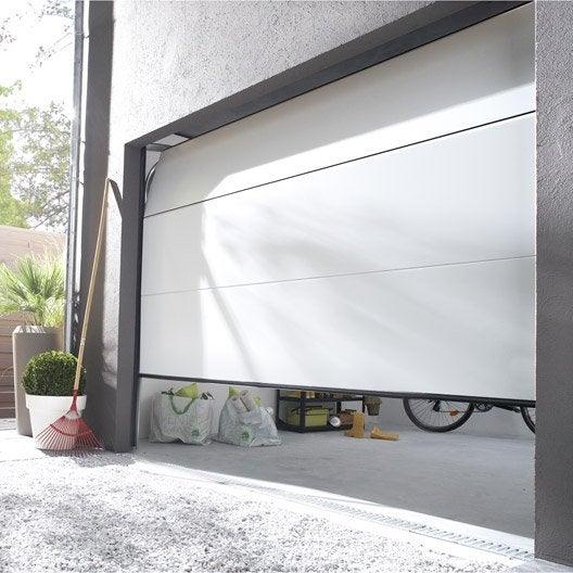 Comment Poser Une Porte De Garage Achat Et Pose De Porte De Garage