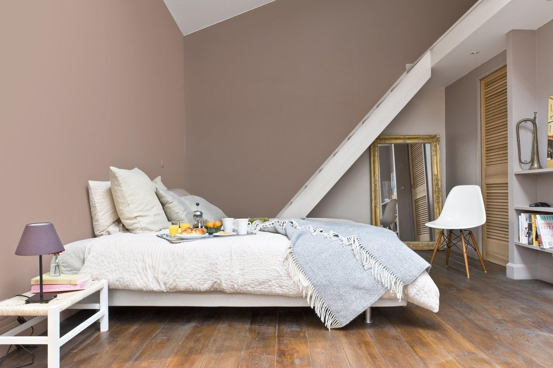 Une chambre aux couleurs apaisantes | Leroy Merlin