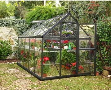 Serre de jardin - Mini serre, verre horticole au meilleur prix ...