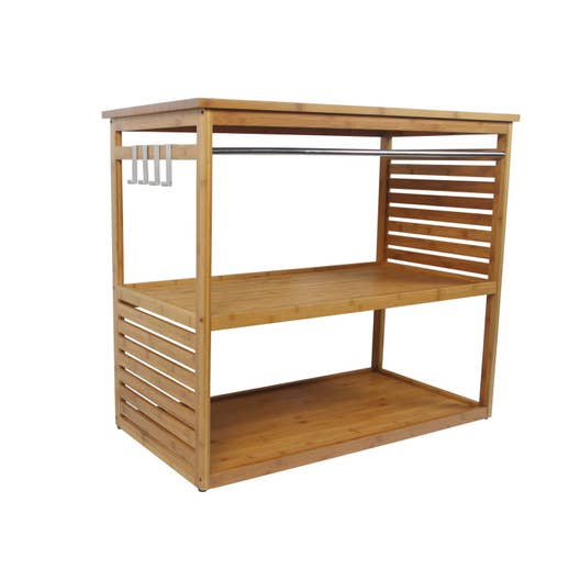 meuble sous vasque x x cm natural leroy merlin. Black Bedroom Furniture Sets. Home Design Ideas