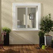 Remplacement d'une fenêtre 2 vantaux en rénovation