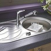 Remplacement d'un évier et de son robinet