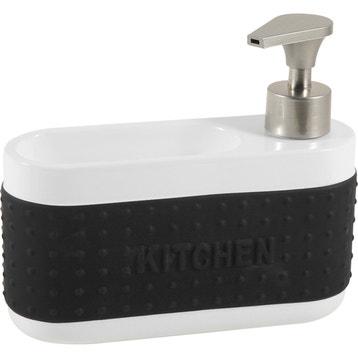 accessoires d 39 vier egouttoir pot couvert distributeur de savon au meilleur prix leroy. Black Bedroom Furniture Sets. Home Design Ideas