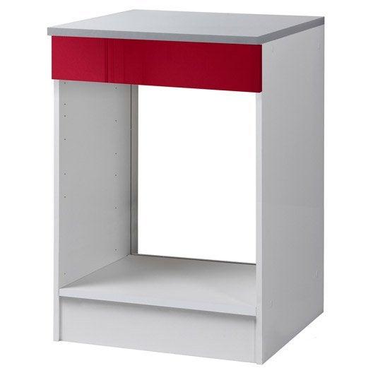 Meuble de cuisine 1er prix spring meuble haut bas et for Evier cuisine largeur 60 cm