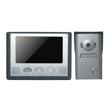 Visiophone filaire SYSTEC 2fils 9'