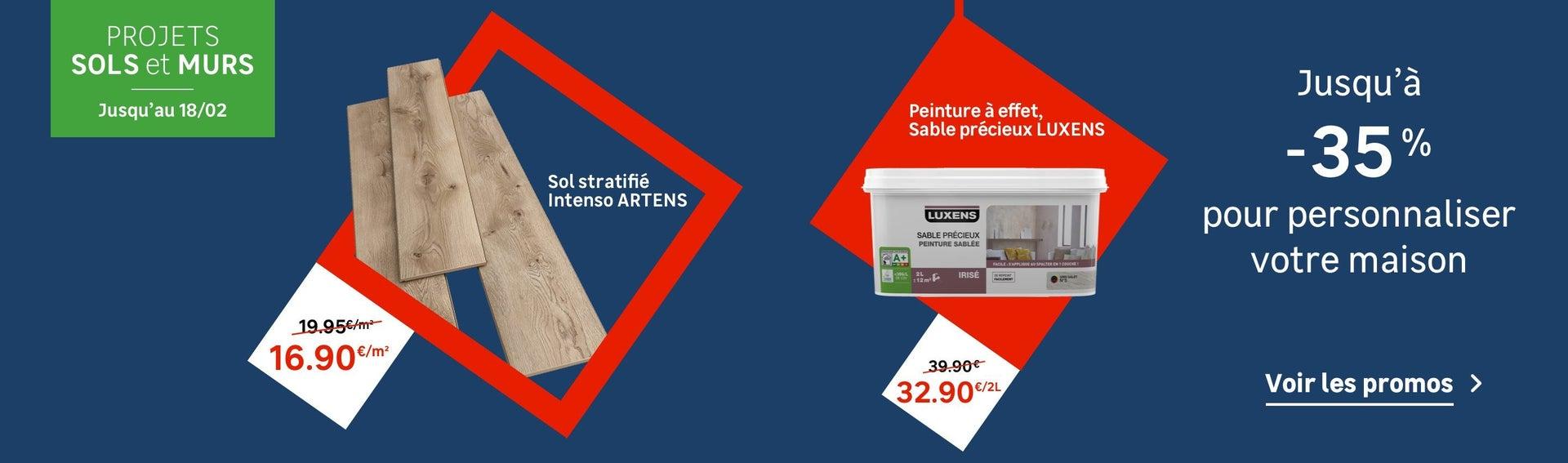 Rouleau Pinceau Et Bache De Protection Leroy Merlin