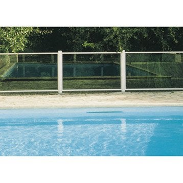 S curit piscine alarme piscine barri re piscine au for Barriere piscine verre prix