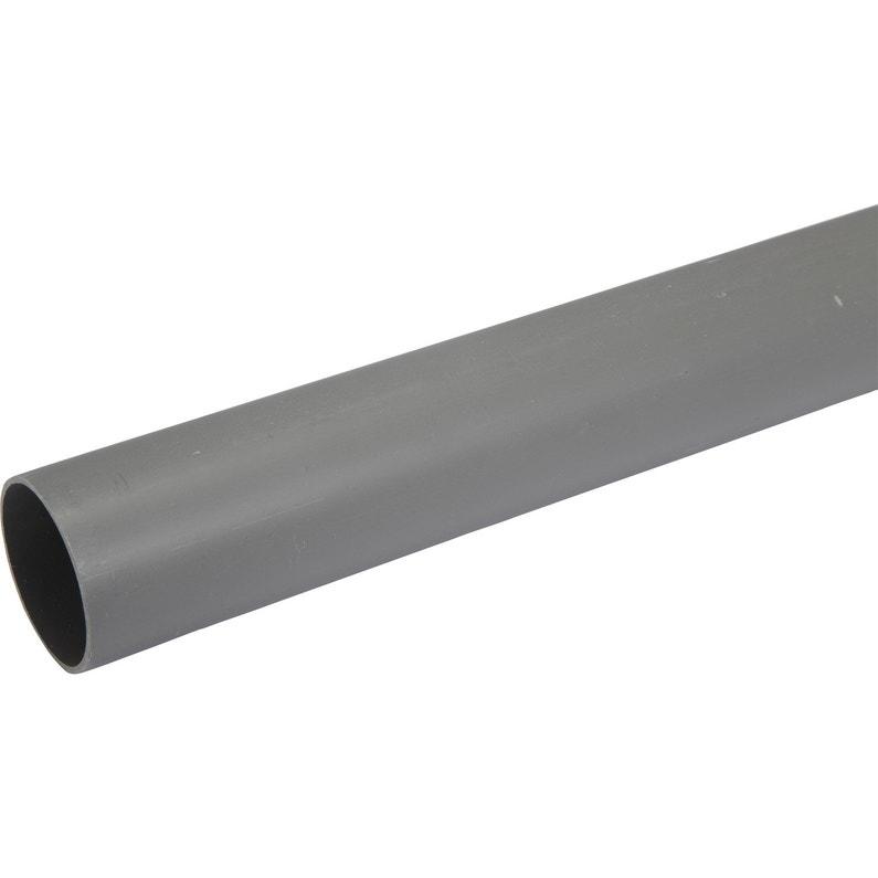 Tube Dévacuation Pvc Diam50 Mm L4 M
