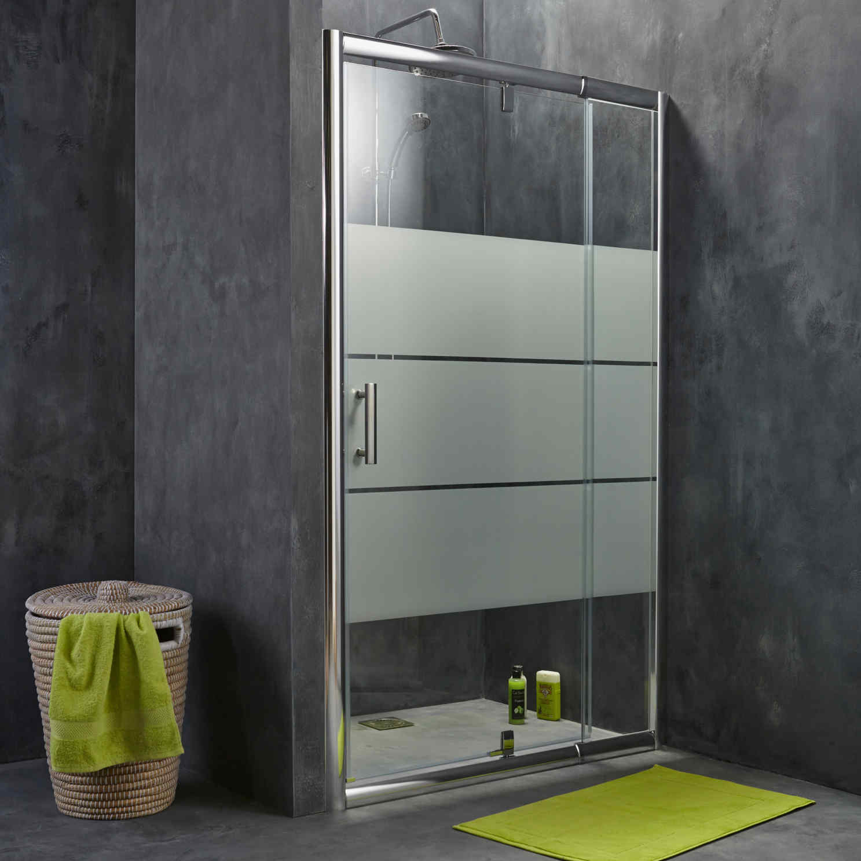paroi de douche fixe 120 cm leroy merlin. Black Bedroom Furniture Sets. Home Design Ideas