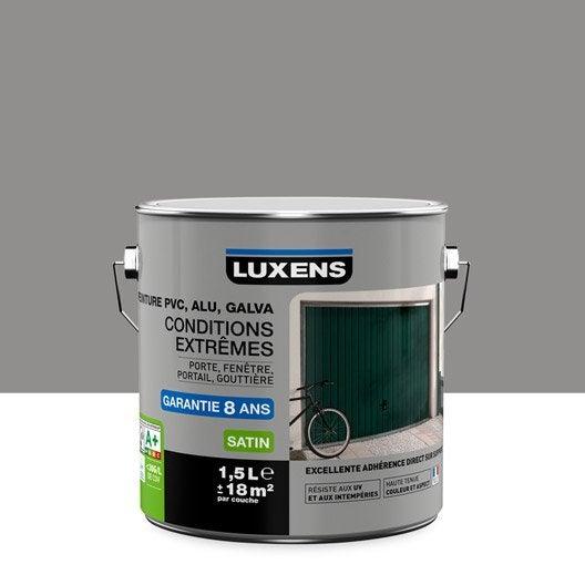 Peinture pvc alu galva peinture ext rieure acrylique for Luminaire exterieur ral 7016