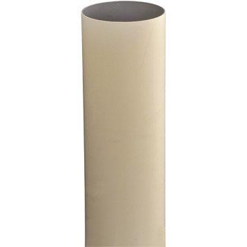 Tuyau de descente PVC sable Diam.50 mm L.4 m GIRPI
