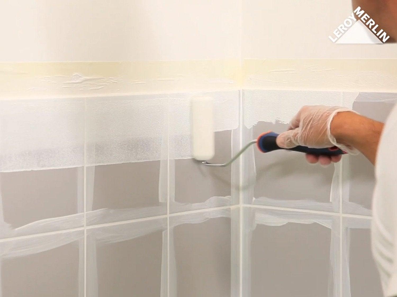 Charmant Comment Peindre Un Carrelage Mural ?