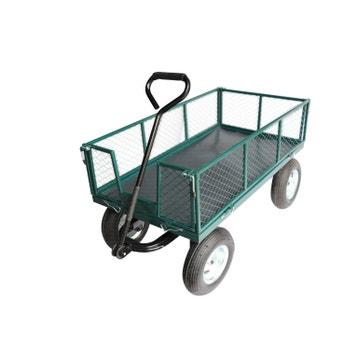 Chariot De Jardin 350 Kg Au Meilleur Prix Leroy Merlin
