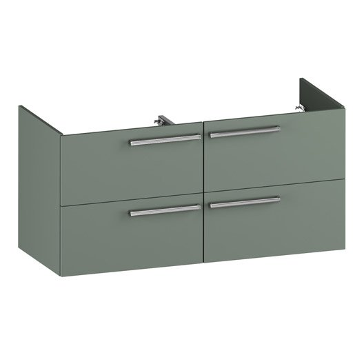 meuble sous vasque elea 2 vert 4. Black Bedroom Furniture Sets. Home Design Ideas
