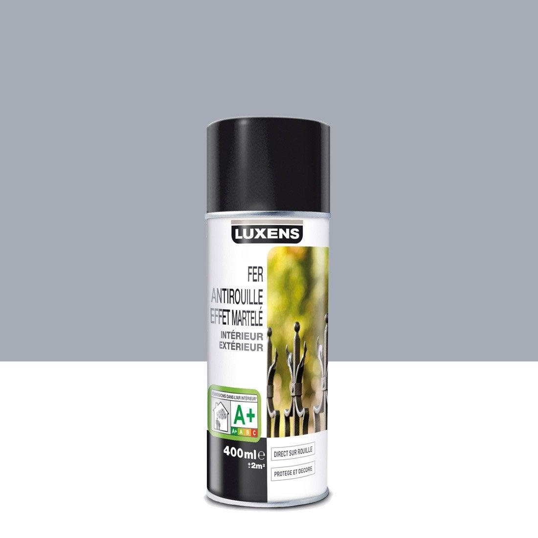 Aérosol Pour Fer LUXENS, Aluminium, 0.4L ...