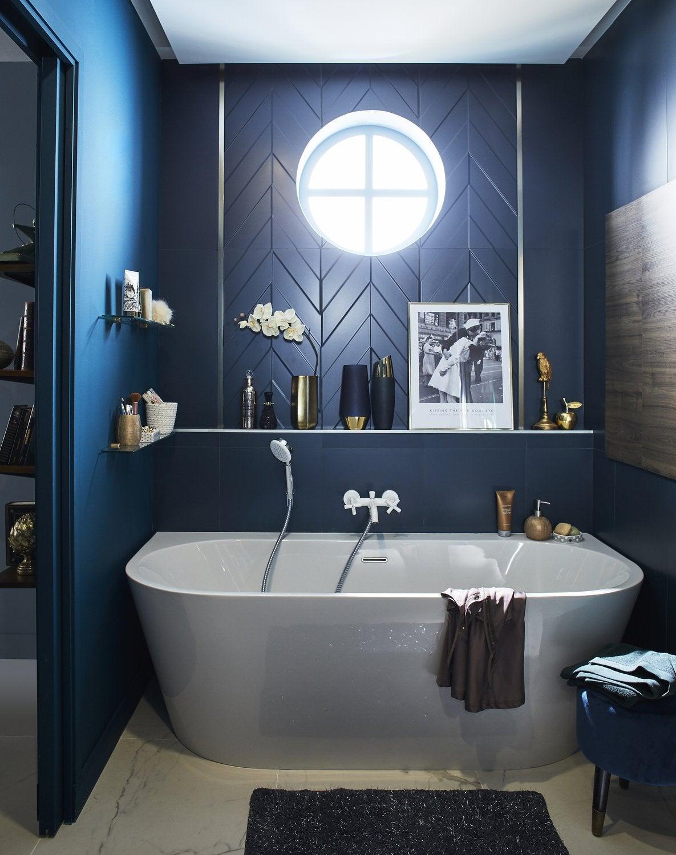 Un style chic dans la salle de bains | Leroy Merlin