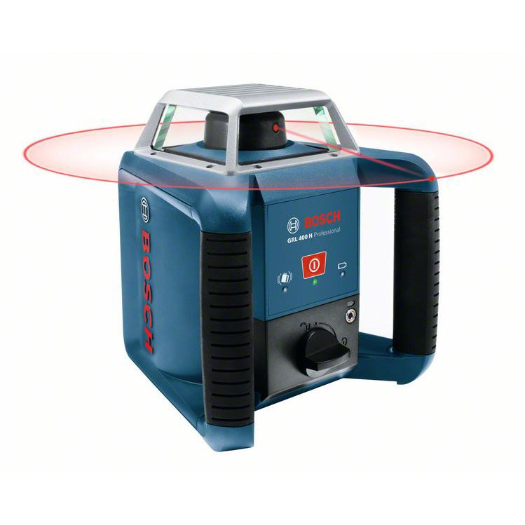 Niveau Laser Rotatif Bosch Grl400h Set