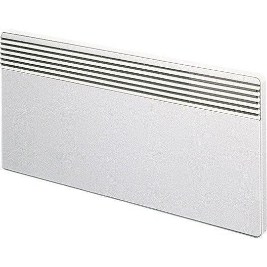 radiateur soufflant mural leroy merlin best fixation pour radiateur en acier galvanis ecopro. Black Bedroom Furniture Sets. Home Design Ideas