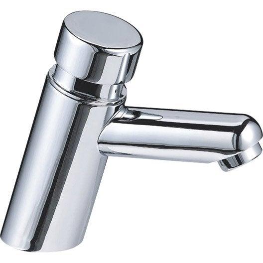Robinet de lave mains robinet de salle de bains au meilleur prix leroy merlin - Robinet eau froide pour lave main ...