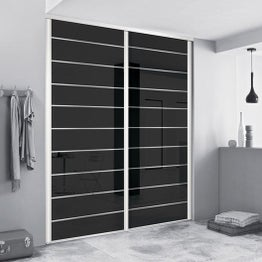 bien choisir sa porte de placard leroy merlin. Black Bedroom Furniture Sets. Home Design Ideas