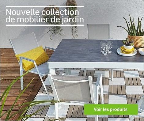 HOP Famille Nouveauté salon de jardin