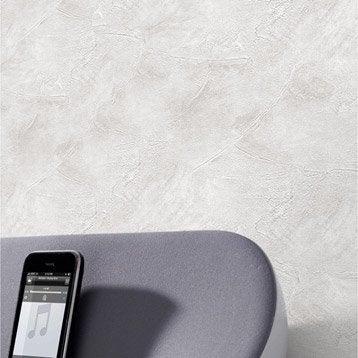 Papier peint intissé Ravenna gris