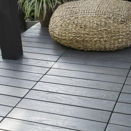 dalle terrasse caillebotis terrasse bois terrasse. Black Bedroom Furniture Sets. Home Design Ideas