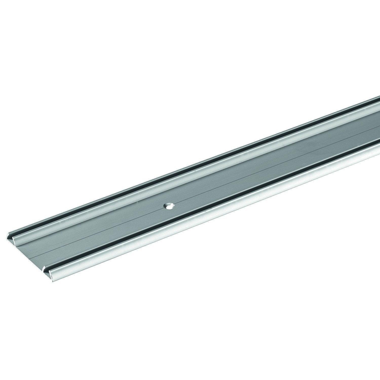 Rail Aluminium Pour Placards HETTICH Beau
