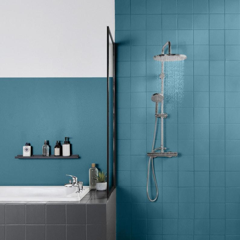 Testeur peinture salle de bain V33, bleu lagon, 0.075 l, satin ...