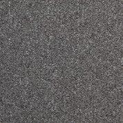 Dalle moquette bouclée Diva gris L.50 x l.50 cm