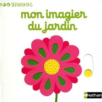 Mon imagier du jardin, Nathan