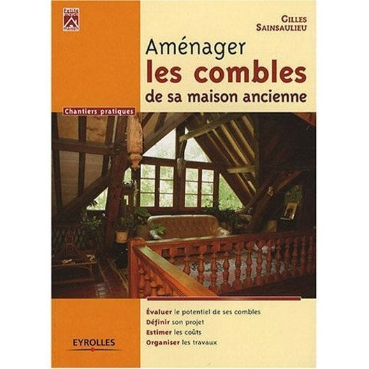 Leroy merlin amenagement combles devis type isolation de for Amenagement combles maison ancienne