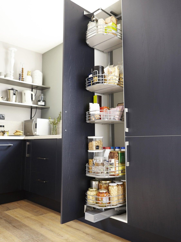 un range couverts en plastique gris leroy merlin. Black Bedroom Furniture Sets. Home Design Ideas