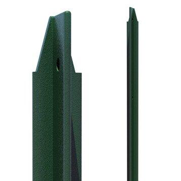 Piquet vert, H.225 x l.3 cm