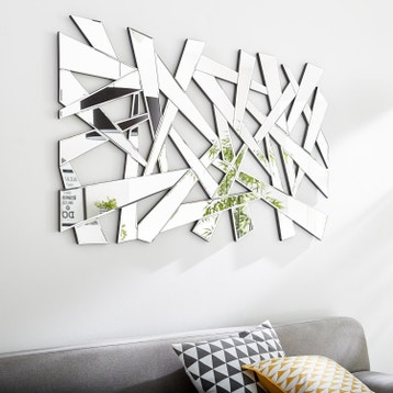 Miroir design, industriel - Miroir mural, sur pied au meilleur prix ... 2a96f2caf6c0