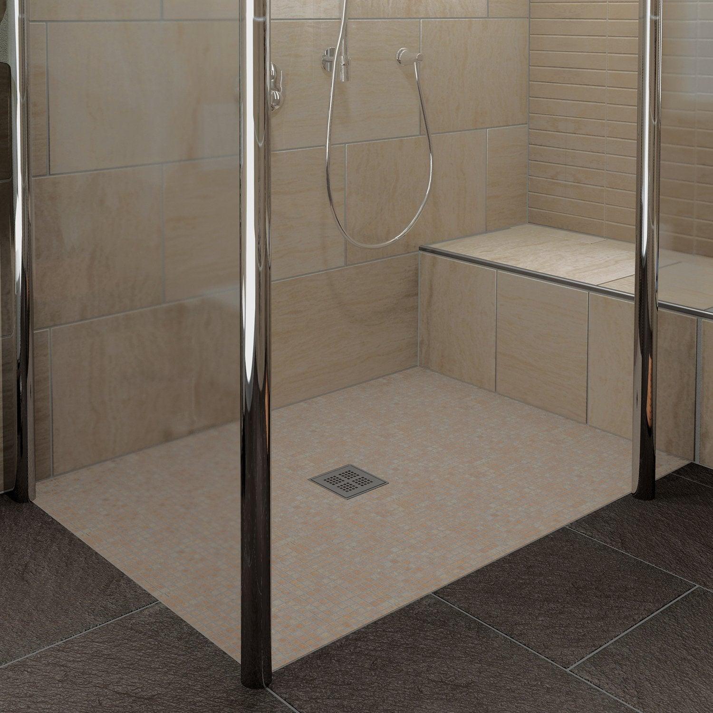 Un banc dans la douche pour plus de confort | Leroy Merlin