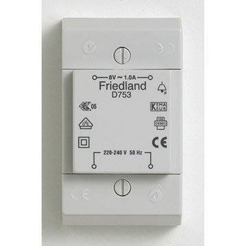 Transformateur FRIEDLAND D753