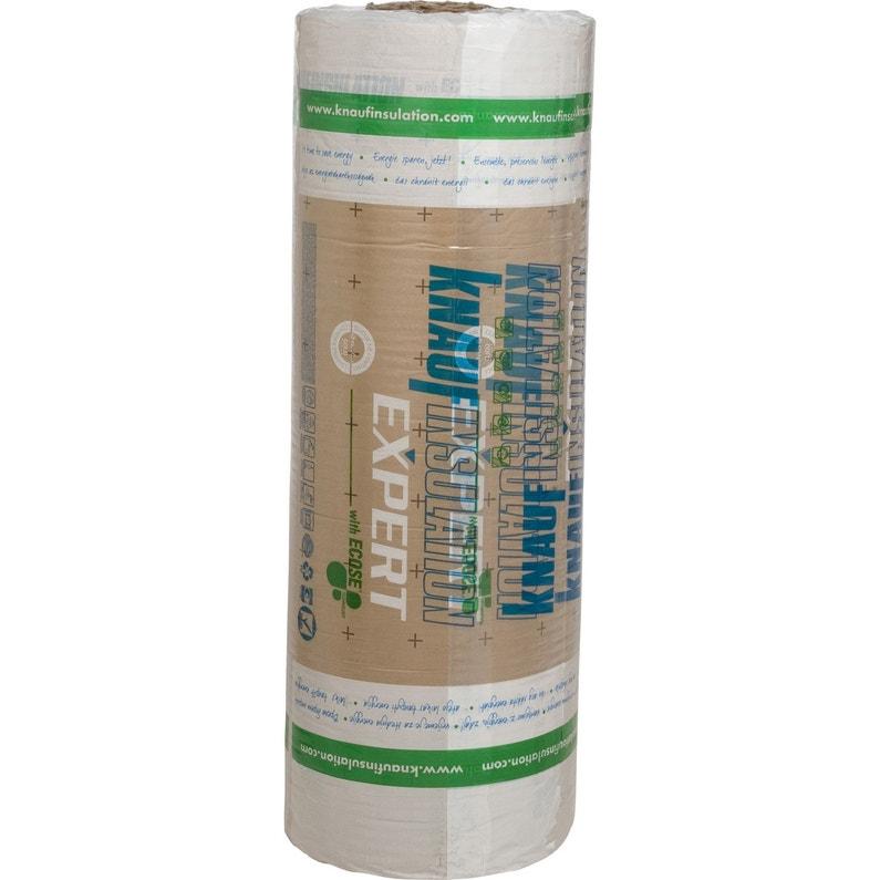 Laine De Verre Kraft Knauf Insulation 26 X 12 M Ep 300 Mm 040 R75