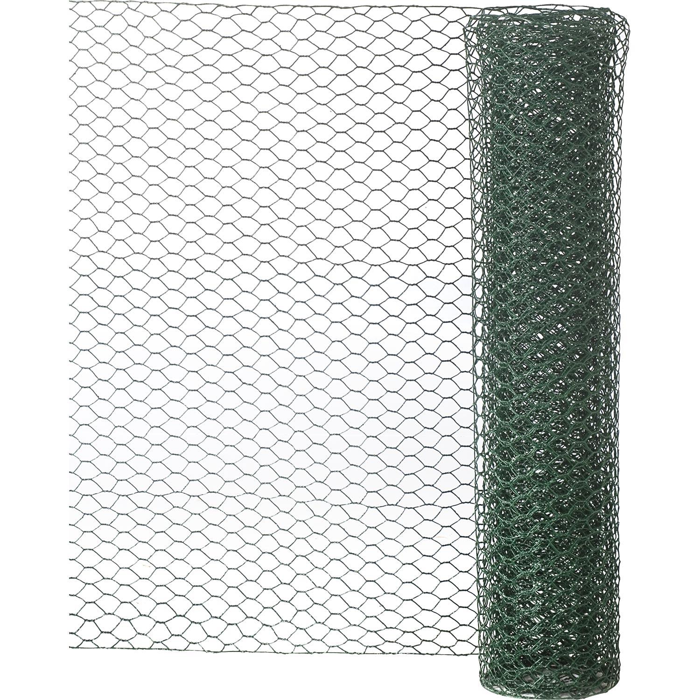 grillage pour animaux triple torsion vert h 0 5 x l 3 m maille x mm leroy merlin. Black Bedroom Furniture Sets. Home Design Ideas