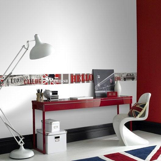 Frise murale et bordure - adhésive et papier au meilleur prix ...