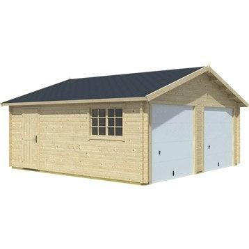 garage carport leroy merlin. Black Bedroom Furniture Sets. Home Design Ideas