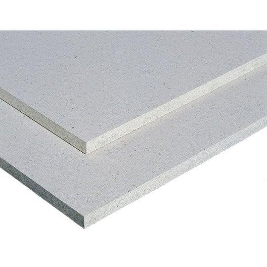 Plaque de sol FERMACELL H.1.5 x l.0.5 m, Ep. 2 cm