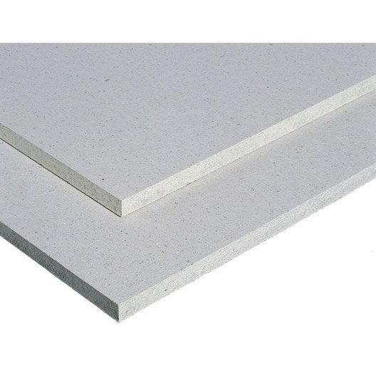 plaque de sol fermacell h 1 5 x l 0 5 m ep 2 cm leroy merlin. Black Bedroom Furniture Sets. Home Design Ideas