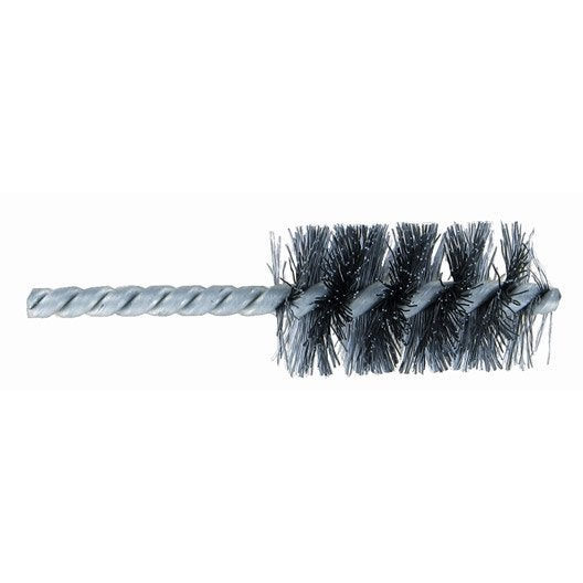 Brosse pinceau perceuse pour m tal tivoly mm - Brosse metallique leroy merlin ...