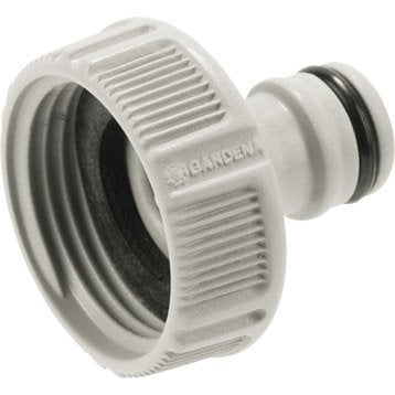 Nez de robinet automatique 26/34 mm GARDENA