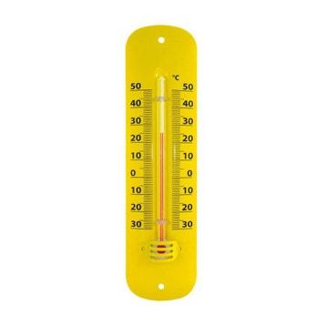 Thermom tre pluviom tre et station m t o au meilleur prix for Thermometre interieur exterieur leroy merlin