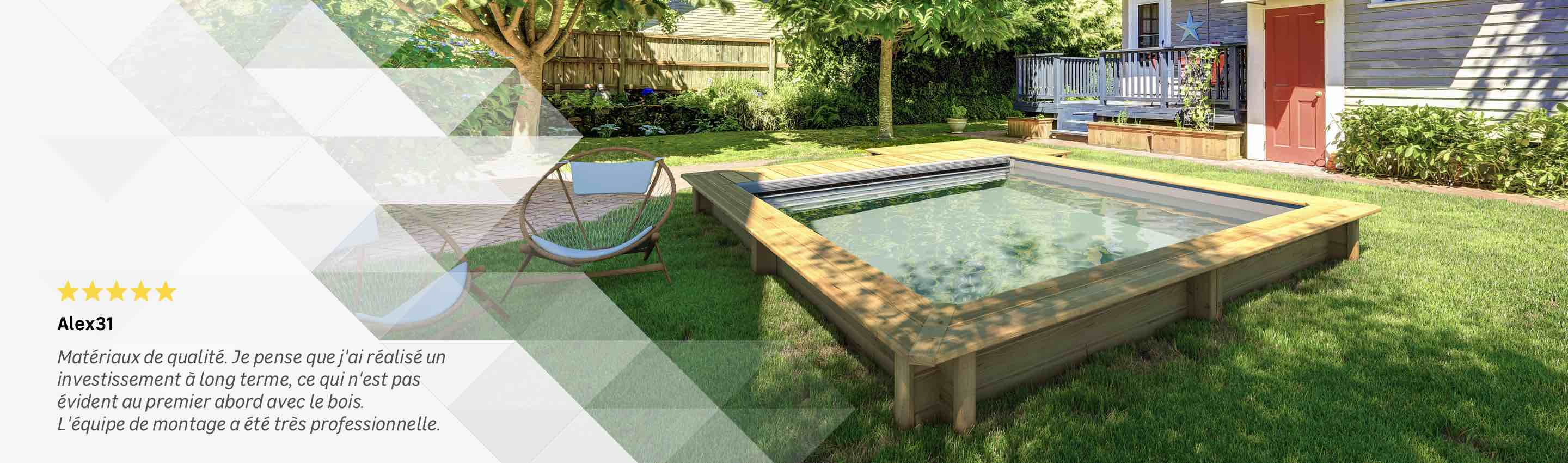 Kit piscine hors sol beton free piscine horssol for Piscine kit beton